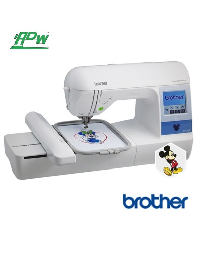 Bordadora Brother PE-780D
